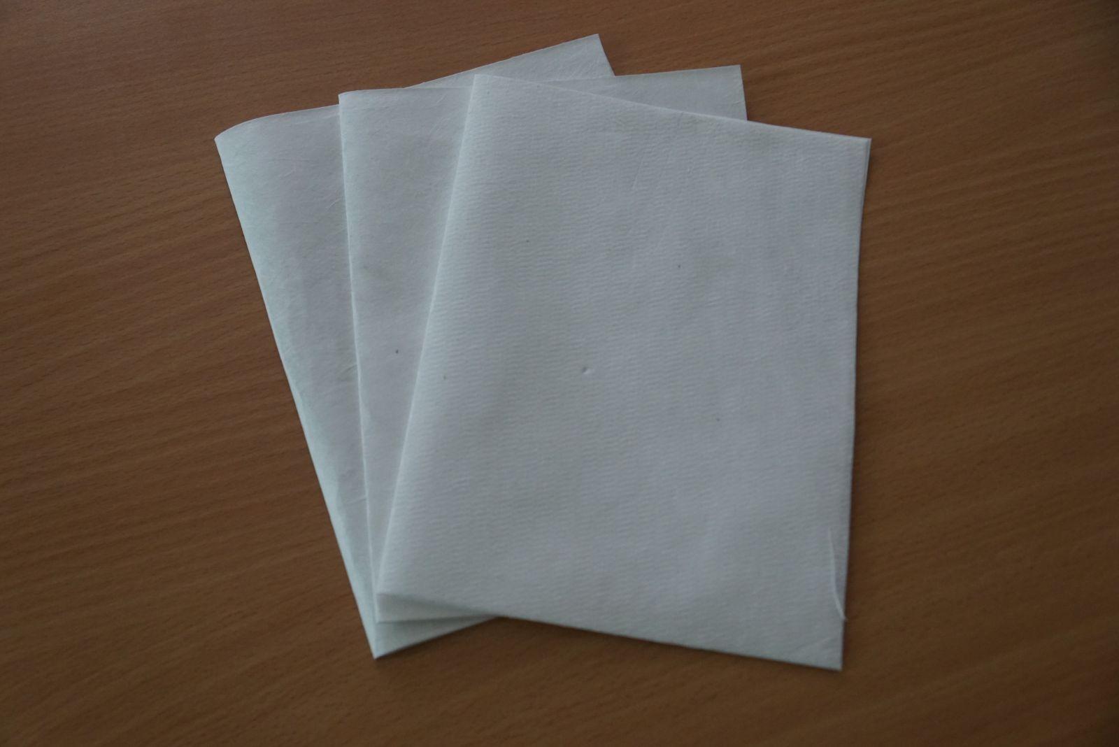 Nanofiltry do textilních roušek na úrovni filtrace FFP2