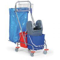 Úklidový vozík Duo DeLuxe